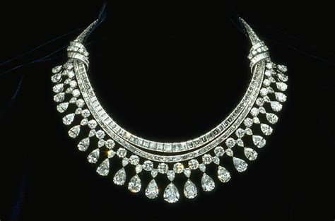 The Necklace inspiration treasures from the national gem collection