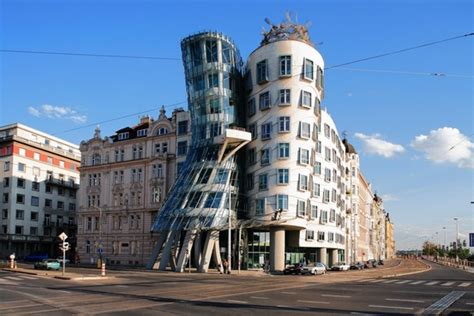 Mansion Global by Frank Gehry Dancing House Out Together Dancing Czech
