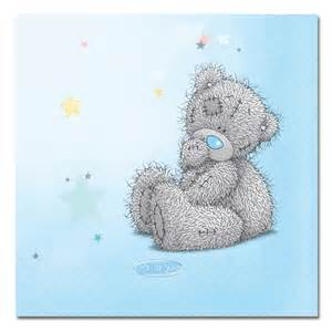 Me to you bear napkins baby shower party ideas party ark