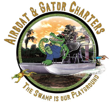 airboat and gator charters airboat gator charter inc