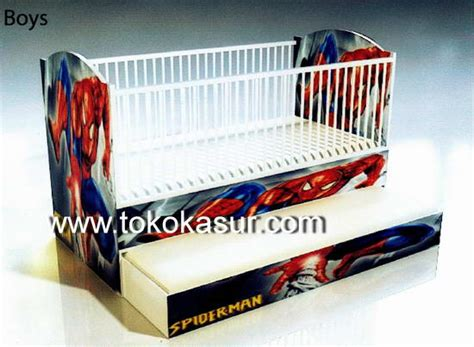 Ranjang Hello No 3 baby box simpati furniture