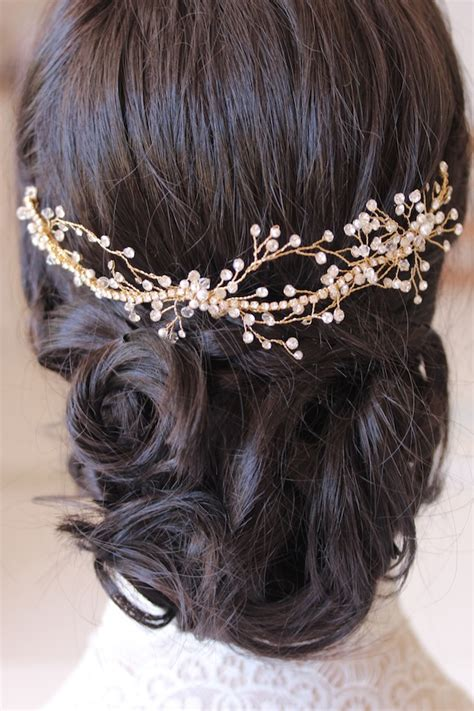 Wedding Hair Pieces by Hair Wedding Modest Navokal