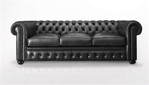 Chesterfield Sofa Black 15 Best Ideas Of Black Chesterfield Sofa
