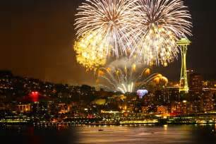new years events in seattle best places to see new year s fireworks in seattle