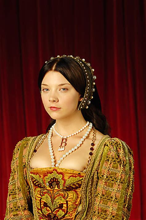 natalie dormer tudors style from the tudors showtime on tudor