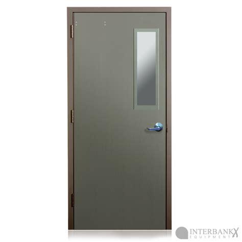 Metal Door Bullet Resistant Solid Metal Doors