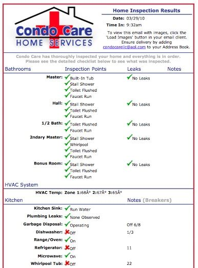 home house inspections list services in myrtle