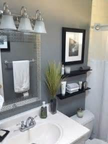 Bathroom Accessories Ideas by 25 Best Ideas About Grey Bathroom Decor On Pinterest