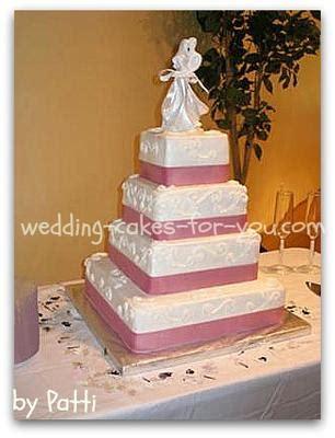 hochzeitstorte 4 eckig 4 tier square wedding cake