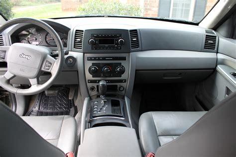 2006 Jeep Grand Laredo Interior Picture Of 2006 Jeep Grand Laredo 4wd Interior
