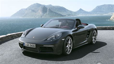 porsche 718 boxster and cayman prices specs and reviews