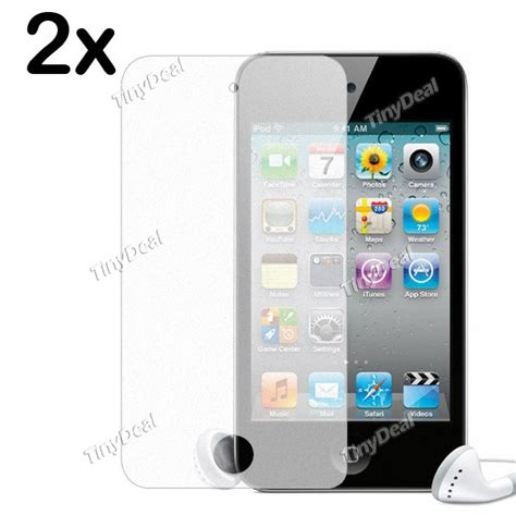 Antibreak Guard Ipod Touch 4th 2 x anti glare matte screen protector for ipod touch 4g