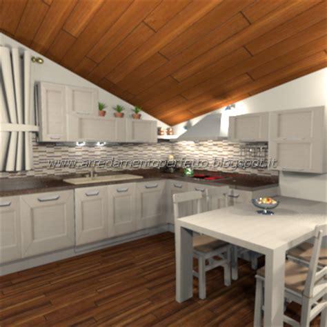 arredamento moderno mansarda consigli d arredo la cucina soggiorno in mansarda in