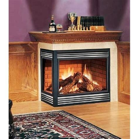 corner fireplaces propane corner fireplace heaters