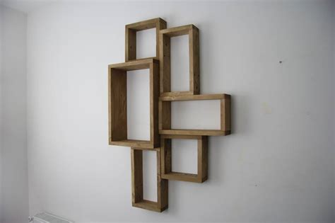 bookshelves that hang on the wall creative pallet wall shelves unit 99 pallets
