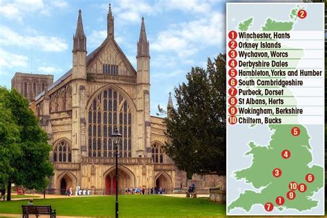 winchester named the best place to live in britain aol winchester named best place to live in the uk with