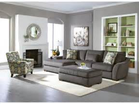 gray living room chairs oasis grey 2 pc sectional american signature furniture possibly my new living room set