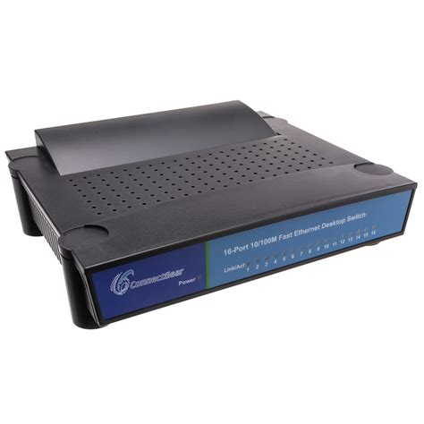 fast ethernet 16 fast ethernet switch 10 100 auto negotiation