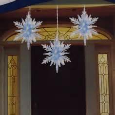 Lu Pohon Natal Led snowflakes gifs and lights on