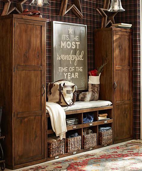 Entryway Set Rustic Entryway Rustic Entrance Furniture Decor
