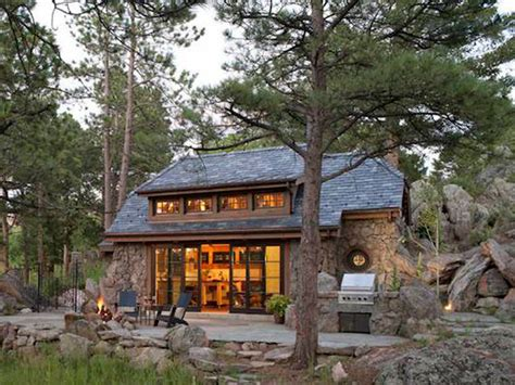 colorado house plans look inside this tiny mountain home small cottages