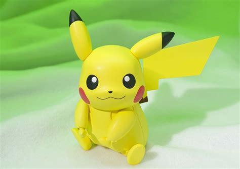 Figure Pikacu Pikachu Isi 4 s h figuarts pikachu figure toyarena