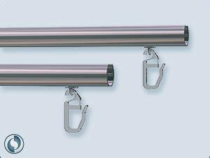 gardinenhaken fur deckenschiene aluschienen vorhangschiene aus aluminium als runde