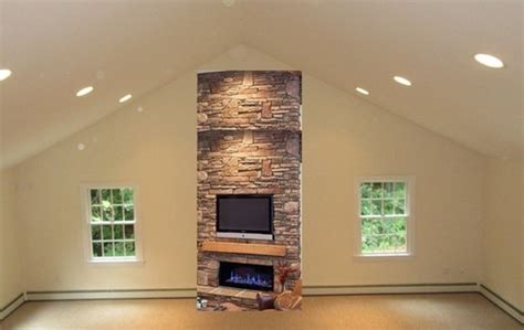 cathedral ceiling tv mount mouting tv low on fireplace scale with cathedral ceiling