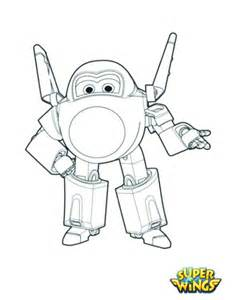 Coloring Pages For Kids Free Images Super Wings Image  sketch template
