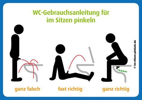 Aufkleber Toilettenordnung by Aufkleber F 252 R Eine Saubere Toilette G 228 Ste Wc