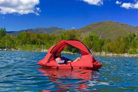 traft tent packraft raft  tent combo