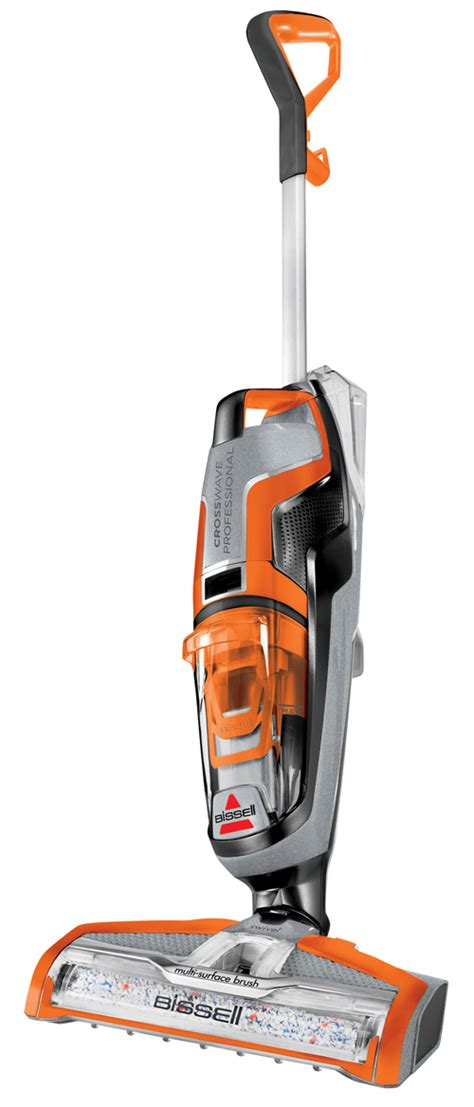 review bissell crosswave multi surface vacuum cleaner