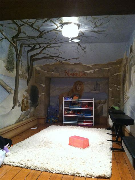 Diy Painting Kristik Singa Narnia 22 of the most magical bedroom interiors for