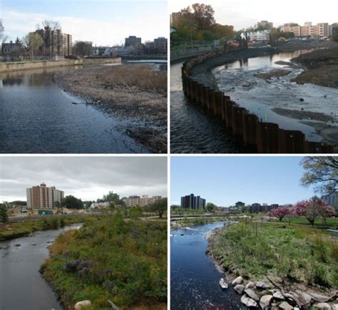 Landscape Architecture Olin Project Highlight Mill River Park Greenway Laurie Olin