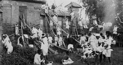 Sejarah Tato Di Bali | sejarah bali masa penjajahan belanda info sejarah bali