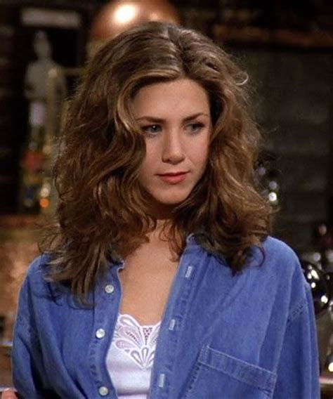 pictures of rachel greene of friends in the last ep the friends style easter egg we all missed 90s hair