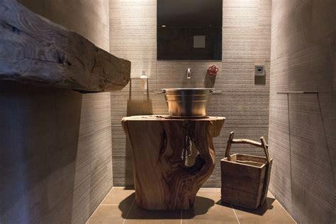 arredo bagno rustico arredamento per bagno rustico fotogallery