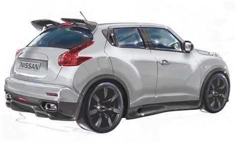 stanced nissan juke nissan juke r insane super crossover with 530hp gt r