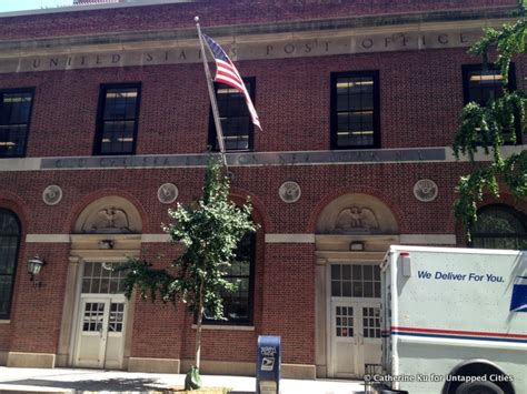 Chelsea Post Office by Chelsea Post Office Usps 18th Endangered For