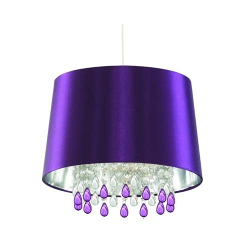 light shades of purple searchlight lighting single light purple pendant light