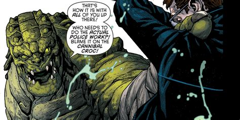 killer croc squad 11 things you need to about killer croc