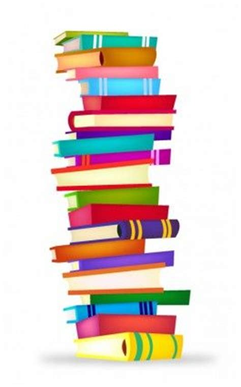 vector of ac drives books stack of books clip black and white stack of books