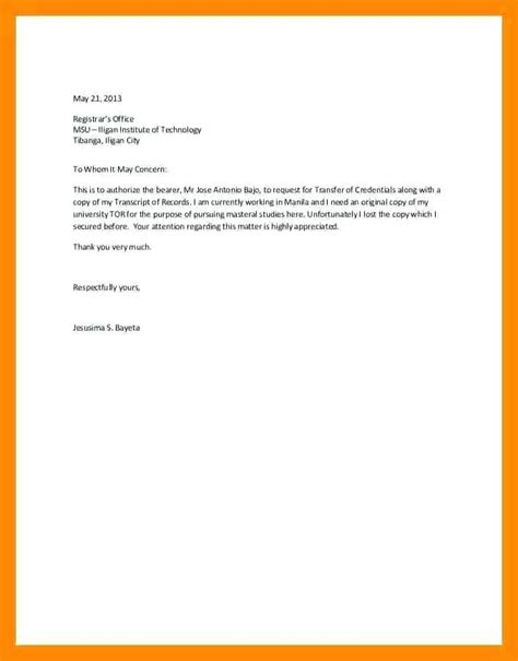 sample authorization letter  request nso birth