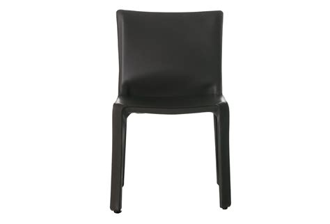 Cassina Chairs by Cassina 412 Cab Chair Deplain