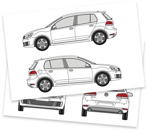 Fahrzeugbeschriftung Auto Vorlagen by Werbetechnik Digitaldruck Werbetechnik Feldigl Gbr