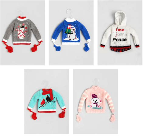 ornaments sweater full zip sweater
