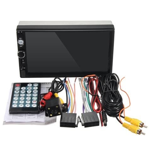 Cable Aux 1 1 1 2 Salon Dvd 7 inch car stereo radio mp5 mp3 player fm usb aux hd