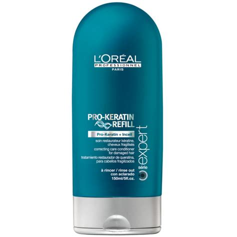 Conditioner Refil l oreal professionnel serie expert pro keratin refill conditioner 150ml free shipping