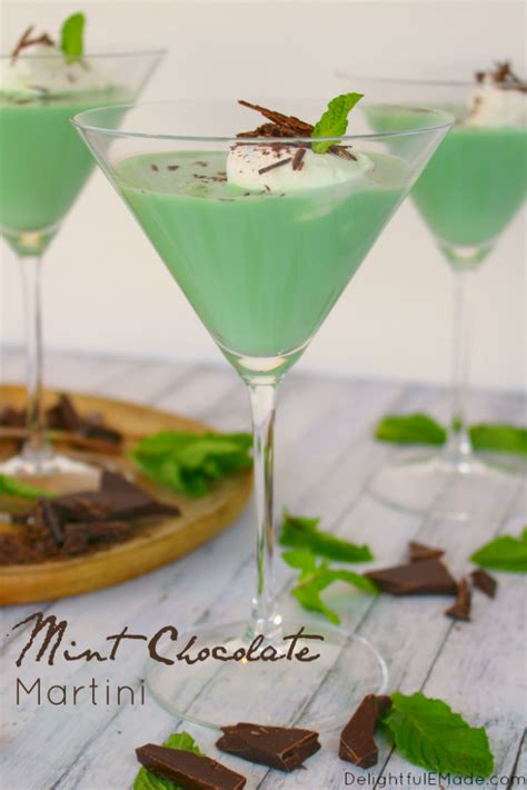 chocolate mint martini chocolate martini vodka