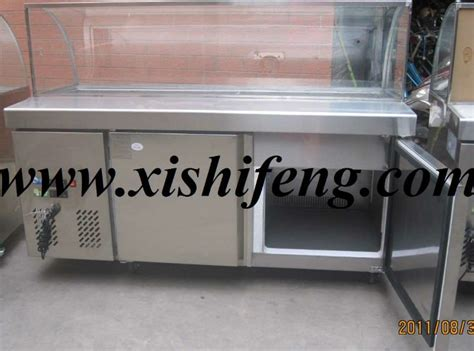 table top refrigerated salad bar xsflg salad refrigerated counter table top salad bar